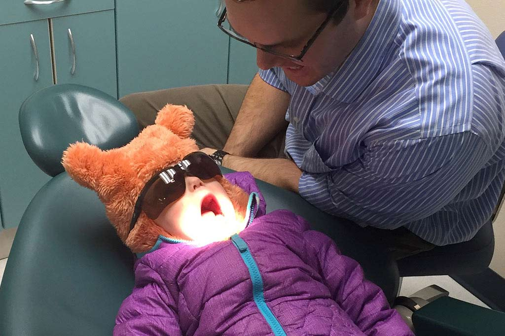 Family Dental Office Anchorage